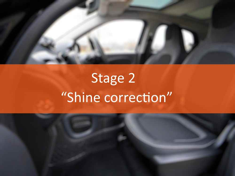 """Shine correction"""
